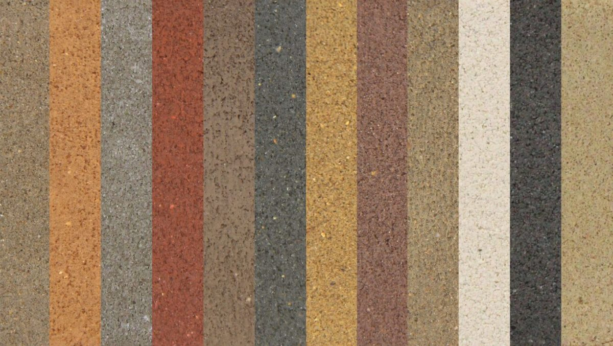 Saturm Materials Masonry Brick Colors