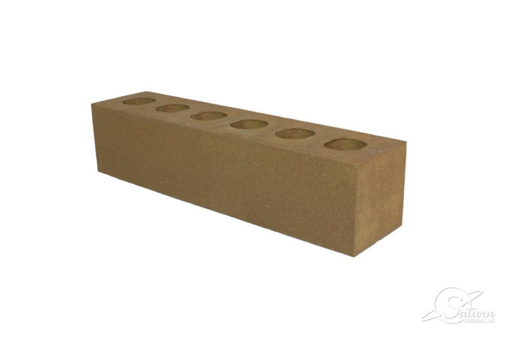 Monarch Cored Brick - Right Angle