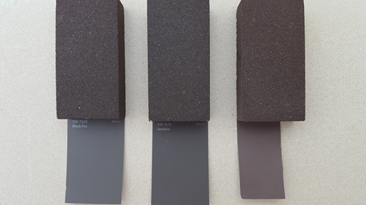 Sherwin Williams Paint Chip Color Matching Test