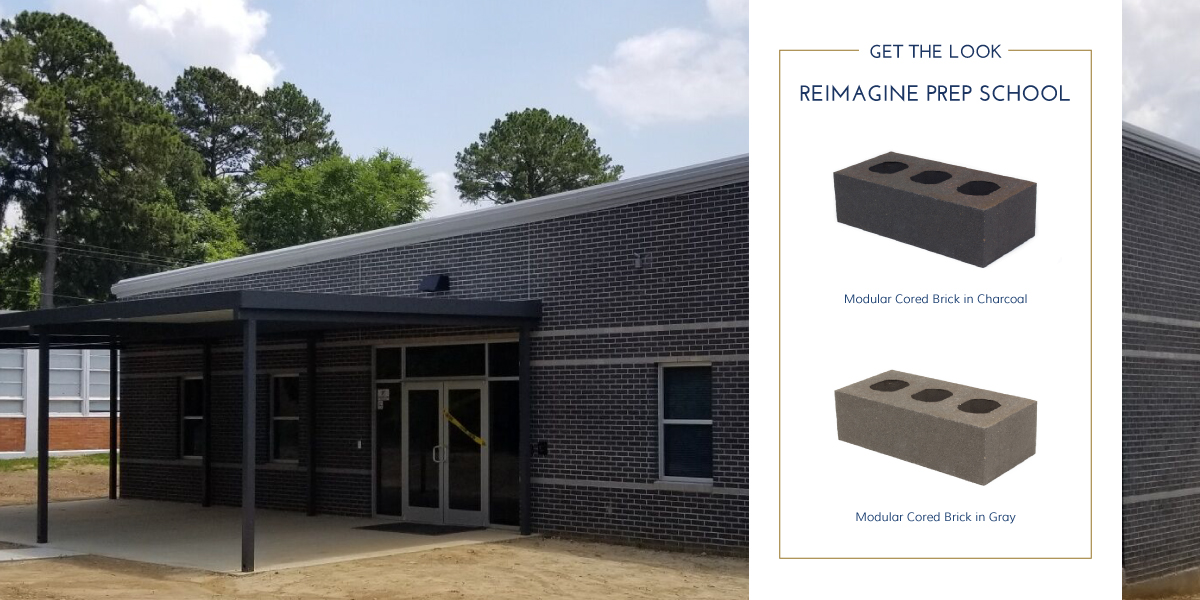 Get the Look - Saturn Materials - Reimagine Prep School